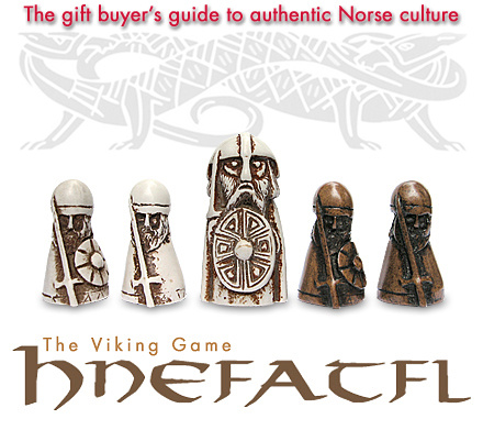 The Viking Game Hnefatafl