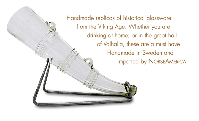 Viking Historical Glass Replica Gifts