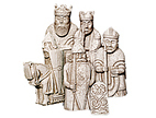 Viking Chess sets - The Lewis Chessmen